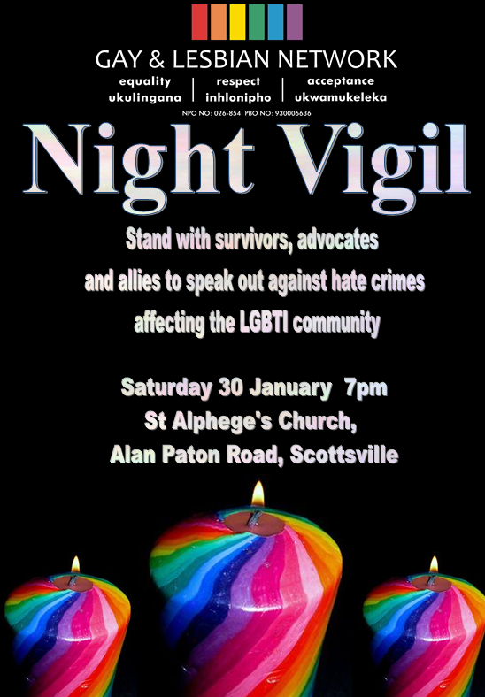 Night Vigil invite